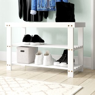 4 Pair Shoe Storage Bench By House Of Hampton