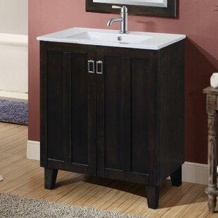 Blue And Brown Bathroom Decor | Wayfair