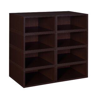 Chastain Standard Bookcase by Rebrilliant Looking for