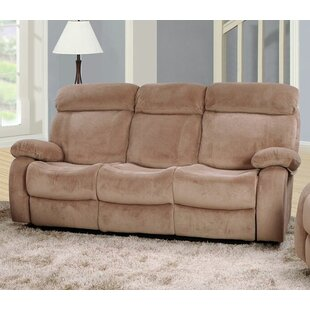 Percy Reclining Sofa by Beverly Fine Furniture