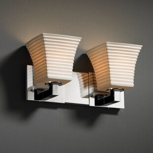 Darby Home Co Devaughn 2-Light Vanity Light