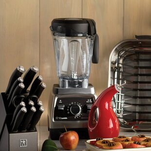Professional Series 750 Blender in Brushed Metal