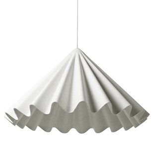 1-Light Cone Pendant by Menu