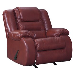Camellia Manual Rocker Recliner