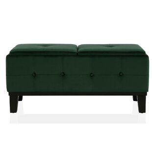 Diego Tufted Storage Ottoman by CosmoLiving by Cosmopolitan