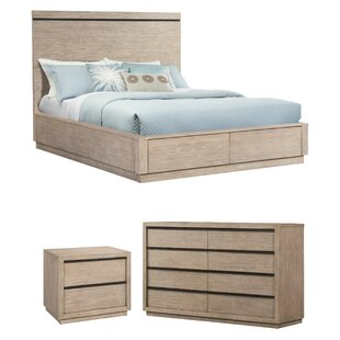 Crannell Platform Configurable Bedroom Set