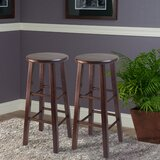 Hemphill Bar & Counter Stool (Set of 2) by Red Barrel Studio®