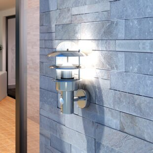 Patio Safety Light 1 Light Wall Light By Home Etc