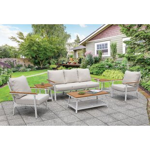 Kurtz Patio Sofa with Cushions