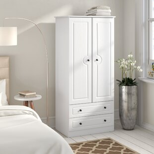 Amia 2 Door Wardrobe By Brambly Cottage