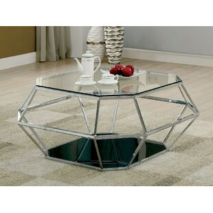 Aguiar Coffee Table Everly Quinn