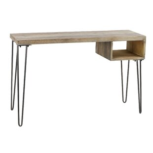 Union Rustic Mckinnon Console Table Desk