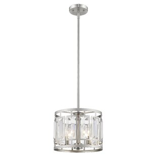 Everly Quinn Vella 3-Light Pendant