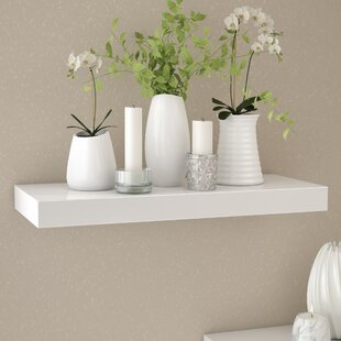 10 Inch Floating Shelf | Wayfair