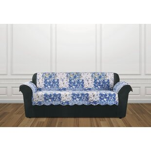 Buy clear Heirloom Box Cushion Sofa Slipcover by Sure Fit Reviews (2019) & Buyer's Guide