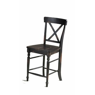 Comparison Whisnant 24 Bar Stool (Set of 2) by Millwood Pines Reviews (2019) & Buyer's Guide