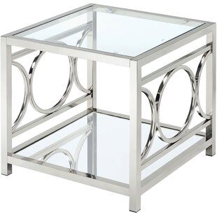 Frederika End Table by Wil..