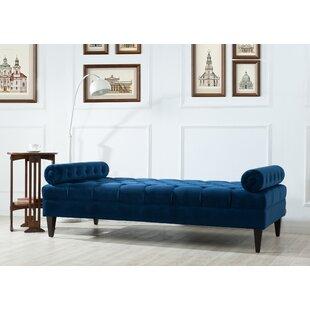 Willa Arlo Interiors Hooper Upholstered Bench