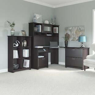 Hillsdale 3-Piece Corner Desk Office Suite