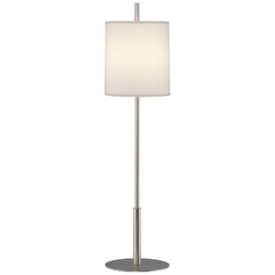 Stainless steel table lamps youll love wayfair save aloadofball Image collections