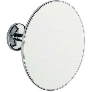 Reviews Silber Adjustable Round Makeup/Shaving Mirror ByOrren Ellis