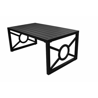 Madison Aluminum Coffee Table by kathy ireland Homes & Gardens by TK Classics Fresh