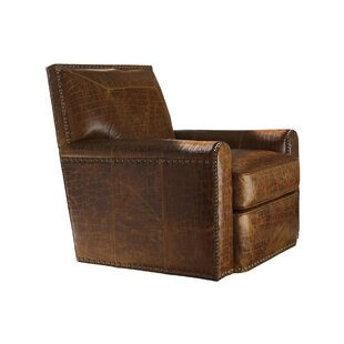 Tommy Bahama Home Stirling Park Swivel Club Chair
