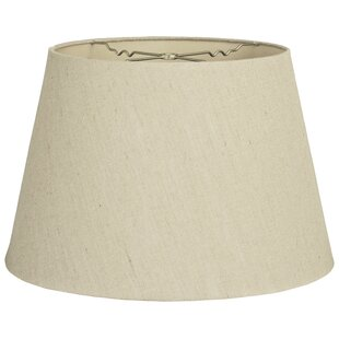 Find Tapered 18 Linen Empire Lamp Shade By Alcott Hill