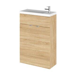 Maddalena 605mm Free-standing Vanity Unit By Belfry Bathroom