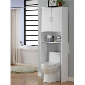 jorge 2438 w x 715 h over the toilet storage