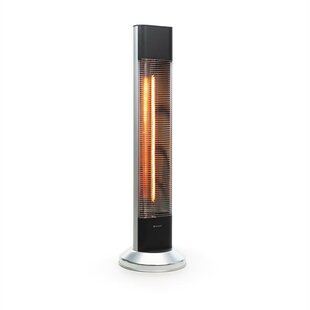 Heat Guru Electric Patio Heater By Blumfeldt