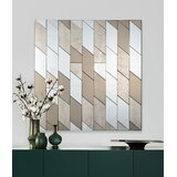 Dedmon Modern and Contemporary Frameless Accent Mirror by Mercer41