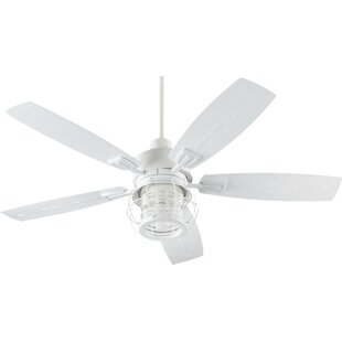 52 Glazer 5-Blade Patio Ceiling Fan