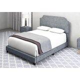 Emzie Upholstered Standard Bed by Winston Porter