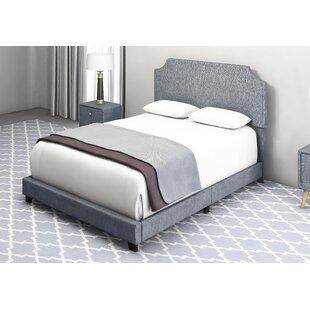 Emzie Upholstered Standard Bed