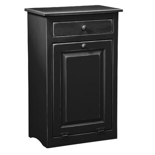 Guerrera 9 Gallon Pull Out Trash Can