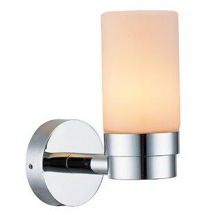 Claymont 1-Light LED Bath Sconce by Orren Ellis