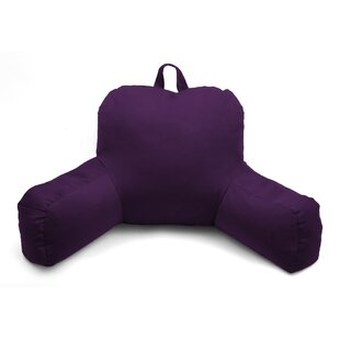 Sifuentes Microsuede Bed Rest Pillow