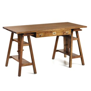 Guildhall Height Adjustable Standing Desk By Bay Isle Home