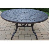 Vanguard Metal Dining Table