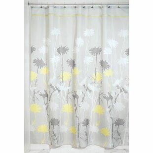 Online Reviews Daizy Shower Curtain ByInterDesign