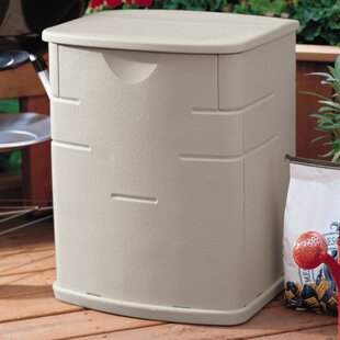 Rubbermaid 19.4 Gallons Deck Box