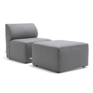 Big Joe Orahh Patio Sofa with Cushion by Comfort Research
