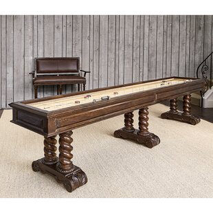 Castilian 12 Shuffleboard Table