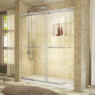 Charisma 60 x 36 x 72 Sliding Frameless Shower Door by DreamLine