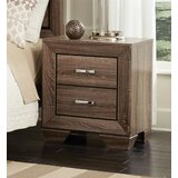 Gussie 2 Drawer Nightstand by Darby Home Co