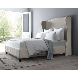 Willa Arlo Interiors Rodrigue Upholstered Panel Bed