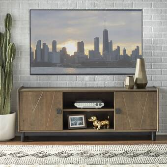 George Oliver Landin Tv Stand For Tvs Up To 65 Reviews Wayfair
