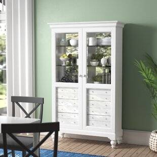 Rosecliff Heights Ardsley Lighted Curio Cabinet
