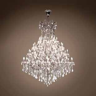 House of Hampton Chantrell 49-Light Chandelier